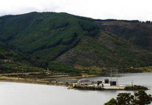 San Rafael Reservoir - La Calera)