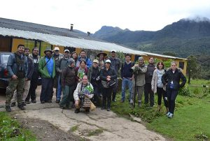 Group of the Association of Ornithology of Bogotá